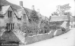 Cottages 1907, Nunney