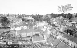 General View c.1960, Nunney