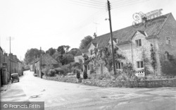 Horn Street c.1955, Nunney