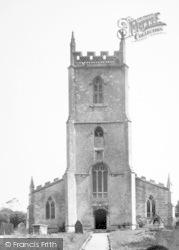 The Church c.1955, Nunney