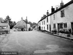 The Market Place c.1960, Nunney