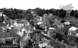 The Village c.1955, Nunney