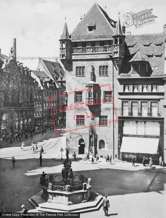 Photo of Nuremburg, c.1930