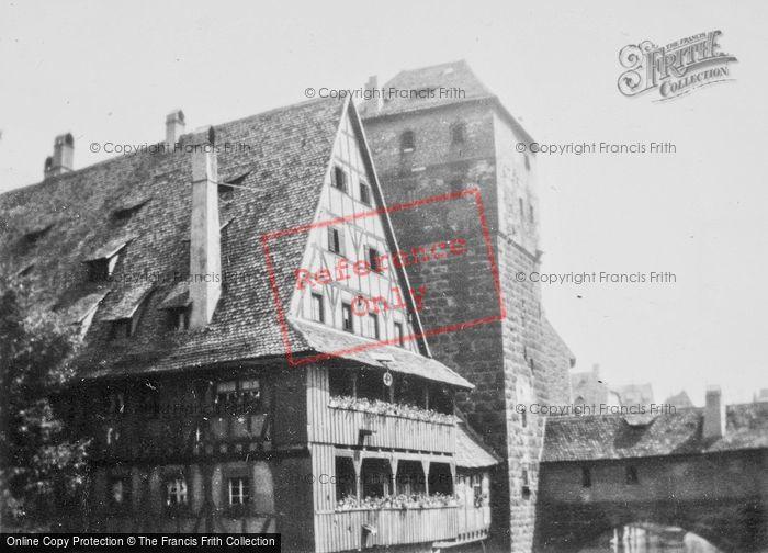 Photo of Nuremburg, c.1938