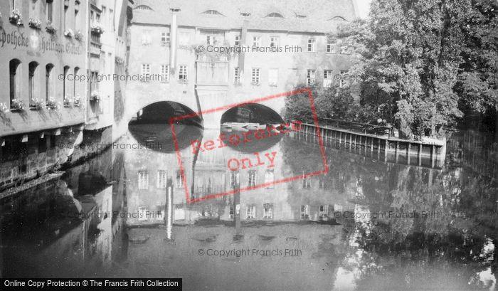 Photo of Nuremburg, c.1939