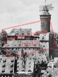 Castle c.1930, Nuremburg