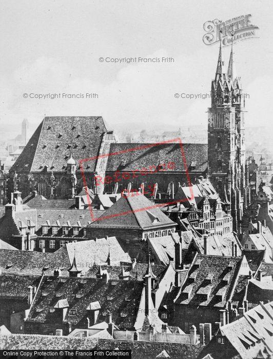 Photo of Nuremburg, Cathedral c.1930