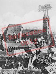 Cathedral c.1930, Nuremburg