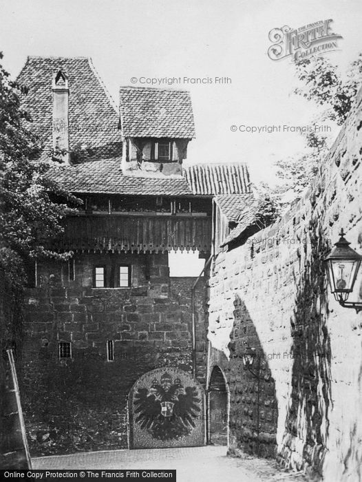 Photo of Nuremburg, City Wall c.1930