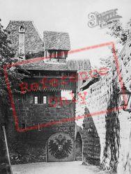 City Wall c.1930, Nuremburg