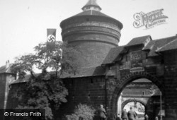 Entrance To The Old Town c.1938, Nuremburg