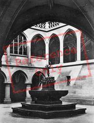 Fountain c.1930, Nuremburg
