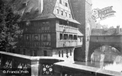From The Bridge c.1939, Nuremburg