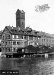 From The River c.1938, Nuremburg