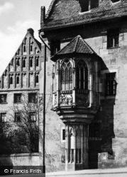 Oriel Window c.1930, Nuremburg