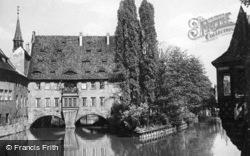 The River c.1930, Nuremburg