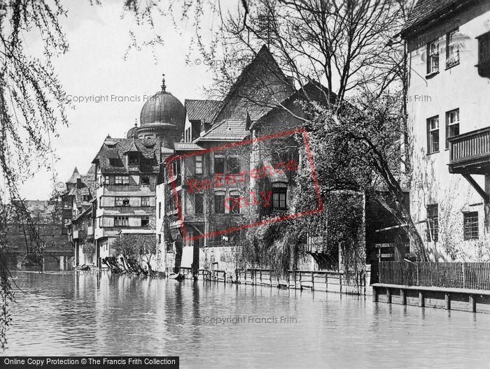 Photo of Nuremburg, The River c.1930