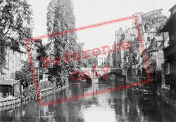 The River c.1938, Nuremburg