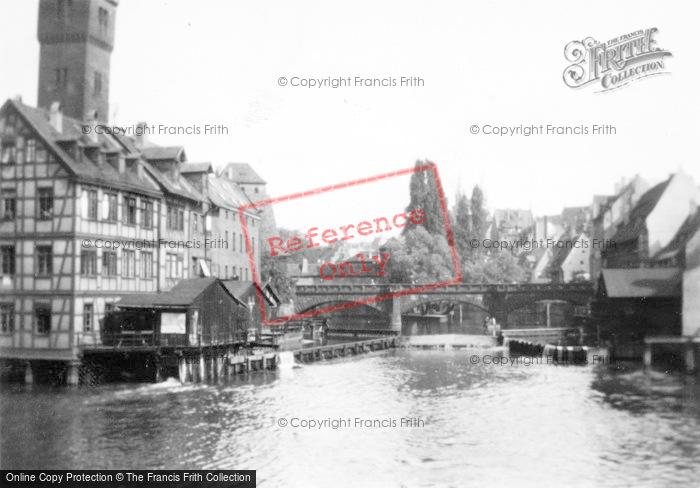 Photo of Nuremburg, The River c.1938