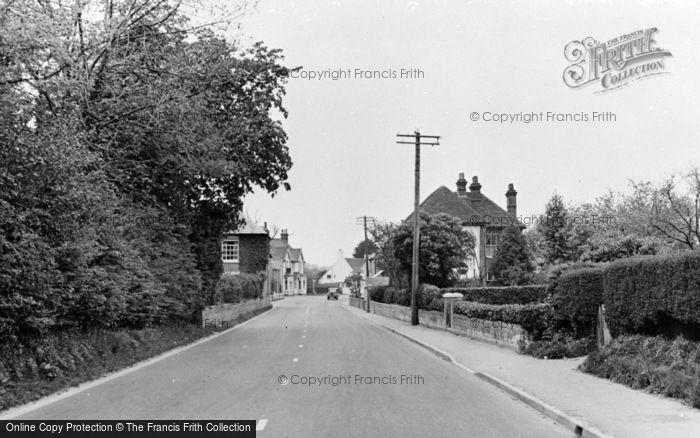 Photo of Nutbourne, c.1955