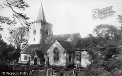 Nutfield, Church Of St Peter And St Paul 1903