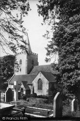 Nutfield, Church Of St Peter And St Paul 1908
