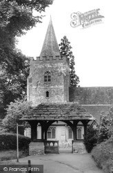 Nutfield, Church Of St Peter And St Paul c.1955