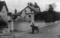 Nutfield, Delivery Boy, The Village 1908