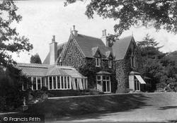 Nutfield, Hazelhurst 1908