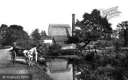 Nutfield, Kings Mill 1906