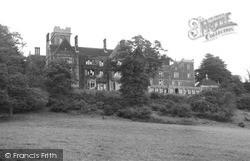 Nutfield, Nutfield Priory c.1955
