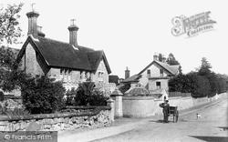 Nutfield, The Gate House, 1908