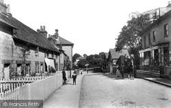 Nutfield, The Village 1908