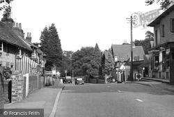 Nutfield, The Village c.1955