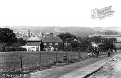 Nutfield, View From Redstone Hill 1906