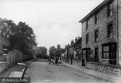 Nutfield, Village 1908