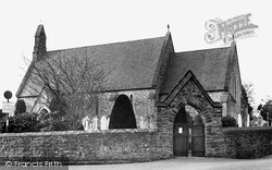 Nutley, Church Of St James The Less c.1955