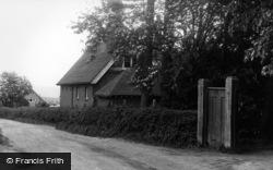 Nutley, Clock House c.1960