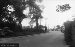 Nutley, Eastbourne Road c.1960