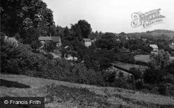 Nutley, General View c.1950