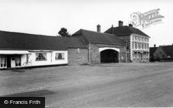 Nutley, Shelley Arms Hotel c.1960