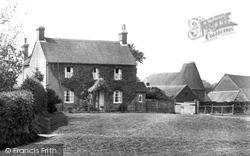 Nutley, Streathfield Farm 1928