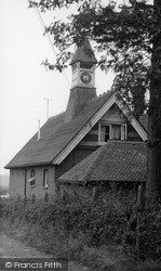 Nutley, The Clock Tower c.1955