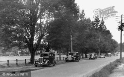 Nutley, The Green c.1955