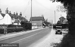 Nutley, The Village c.1950