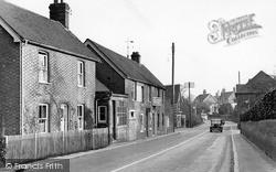 Nutley, The Village c.1955