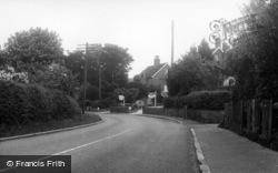 Nutley, The Village c.1960