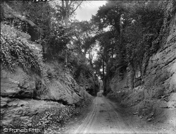 Nynehead Hollow 1925, Nynehead