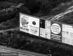 Oakengates, Advertising c.1960