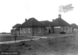 Oakengates, New Road Schools c.1955
